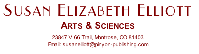 Susan Elizabeth Elliott